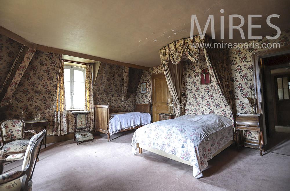 Old room. C1658