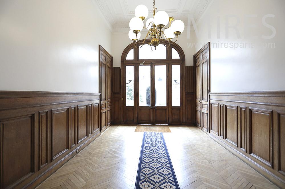 Large entrance. C1825