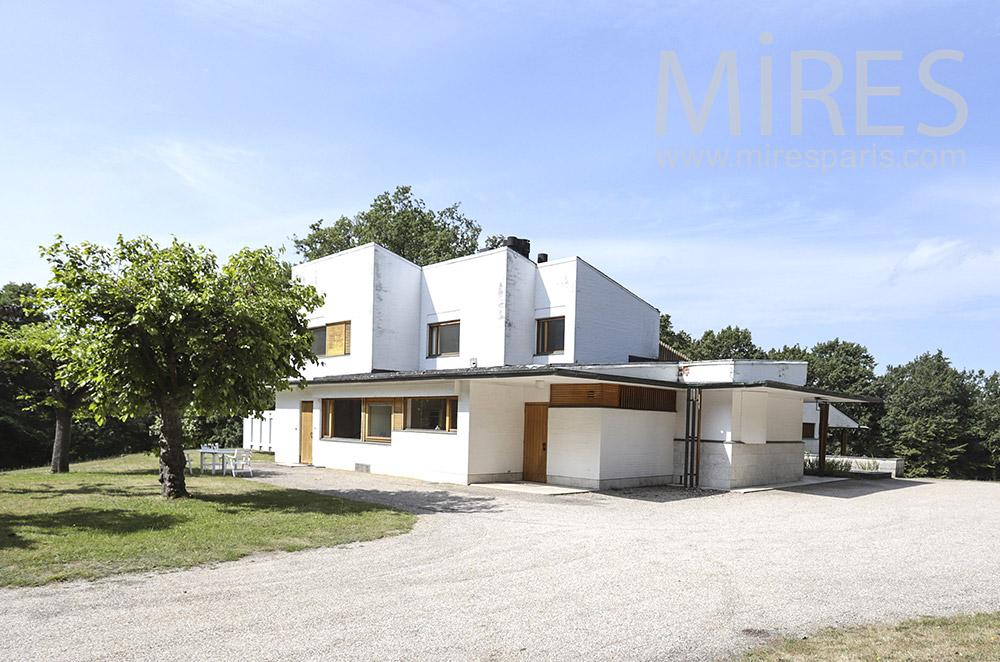 Maison d'architecte. C1451 | Mires Paris