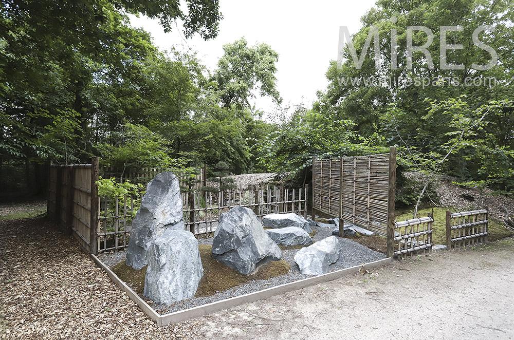 Oriental garden. C0053
