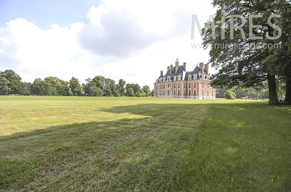 Castle park. C1830