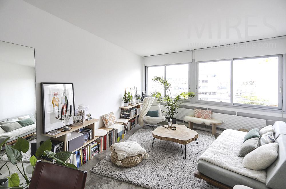 Appartement avec rooftop sur Montmartre. C1845
