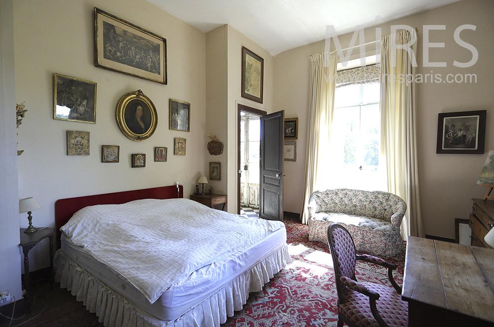 Belle chambre ancienne. C0151