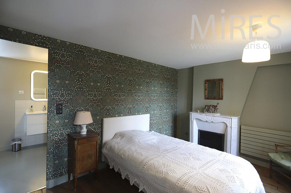 Chambre classique avec bains. C1842