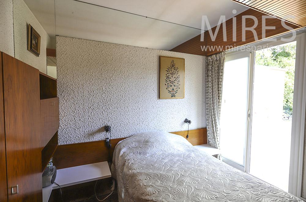 Chambre sur terrasse. C1852