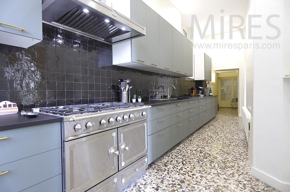 Kitchen. C1864