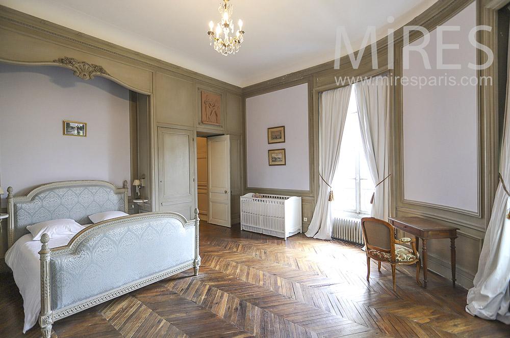 Romantic room. C1864