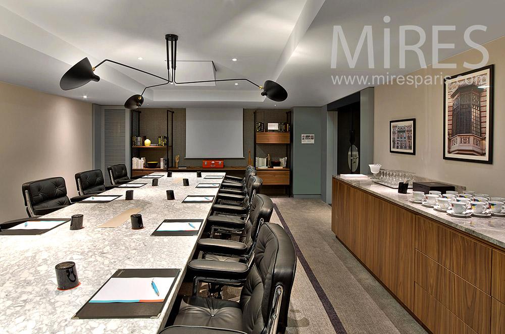Meeting room. C1870