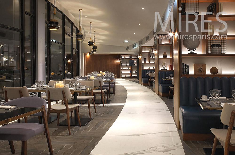 Restaurant. C1870