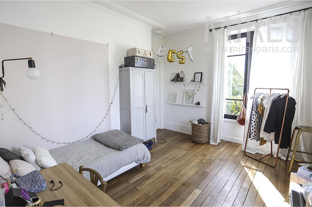 Teenager's bedroom. C1229