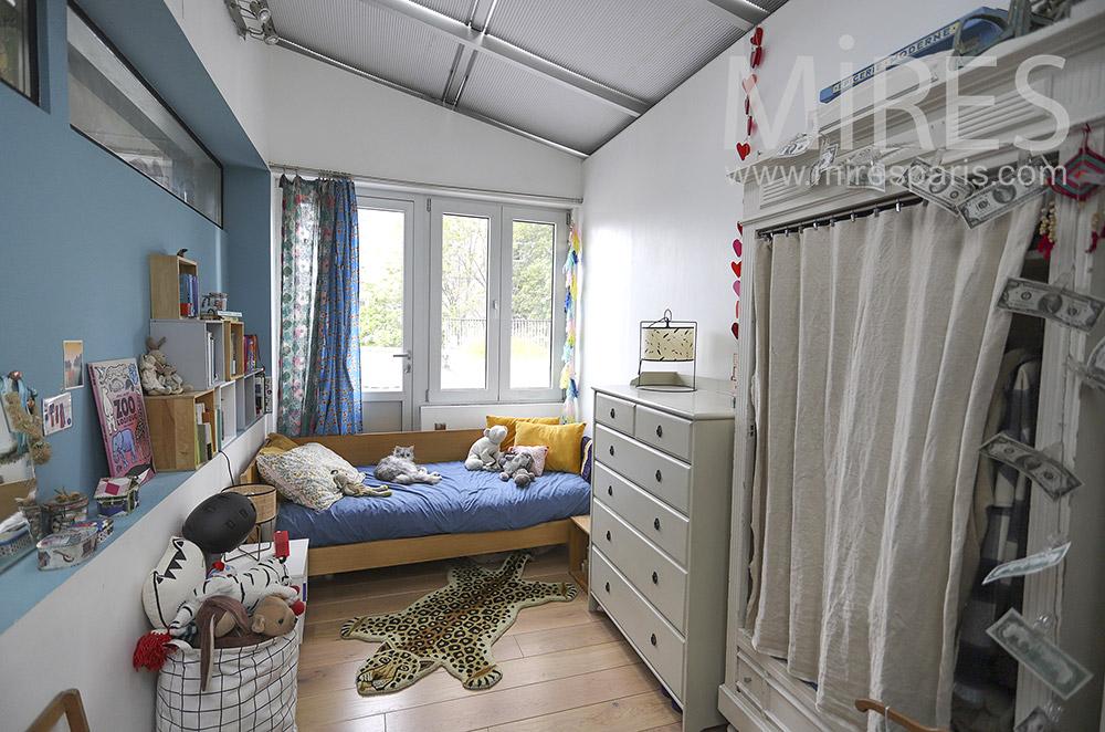 Children's bedrooms. C1397