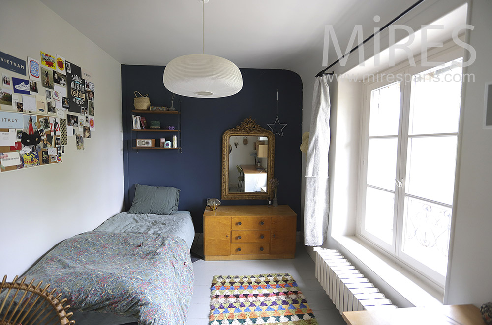Colorful children's rooms. C1906