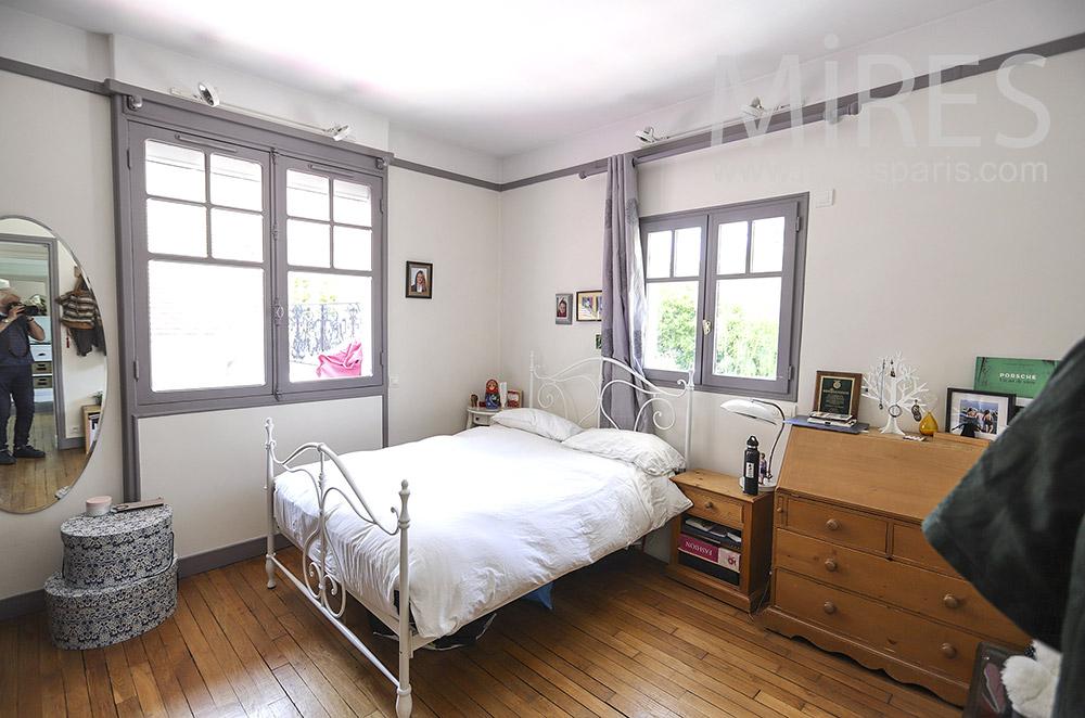 Simple room. C1917