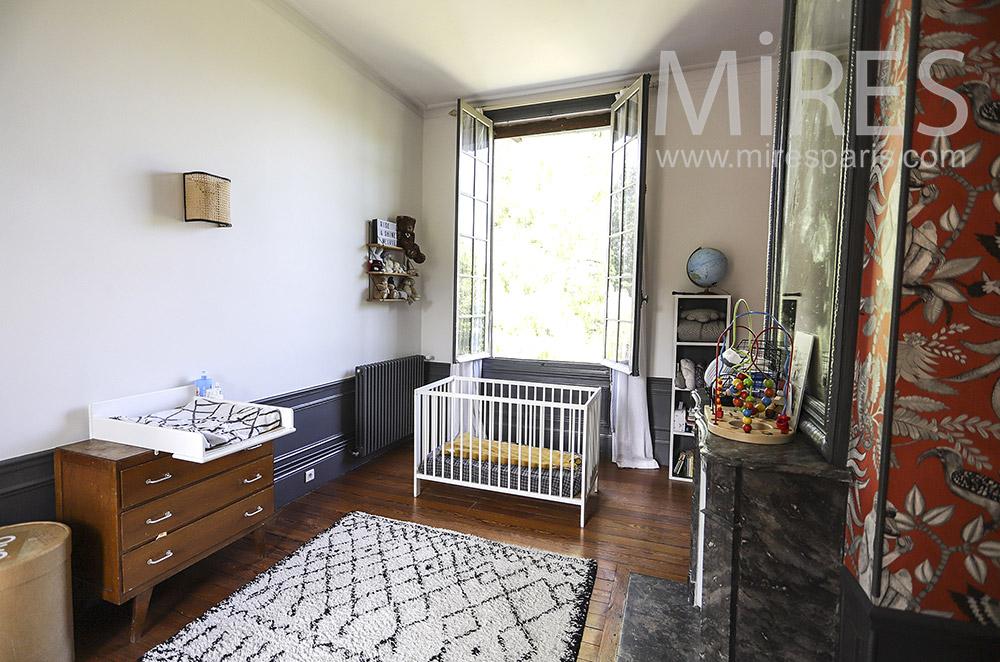 Baby room. C1921