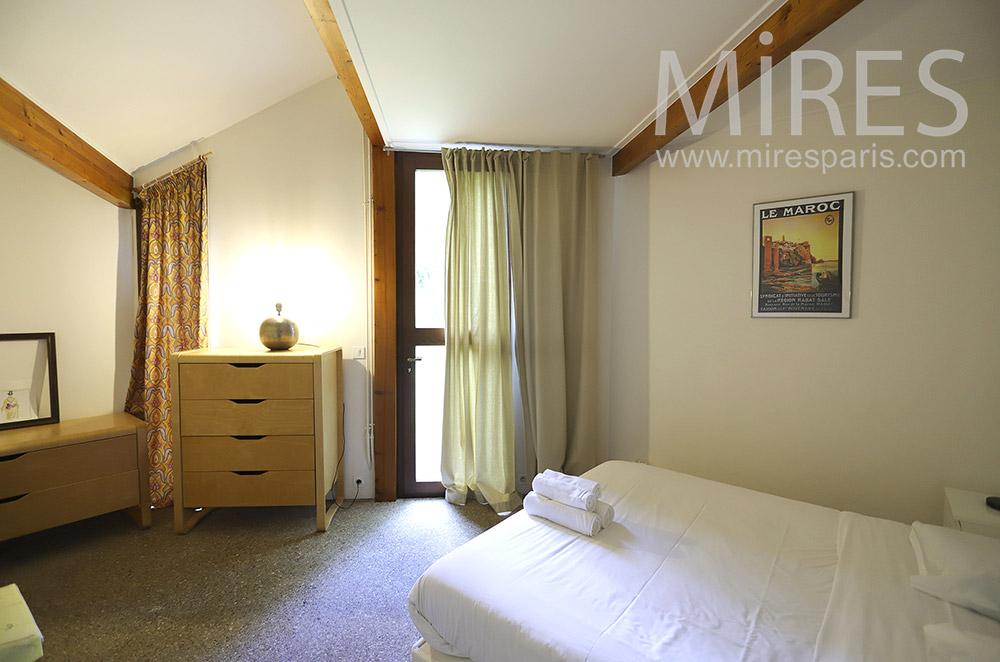 Simple room. C1923