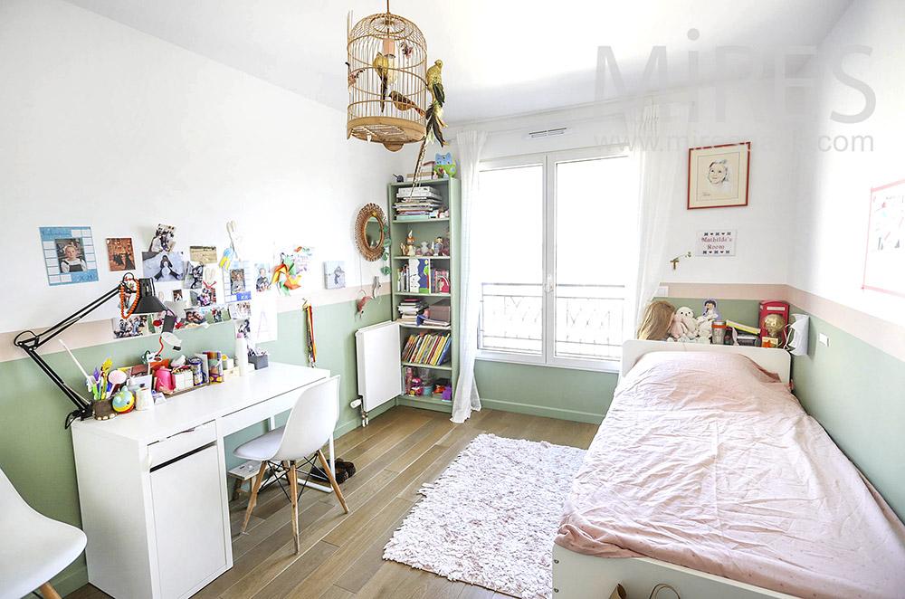 Girl's room. C1928