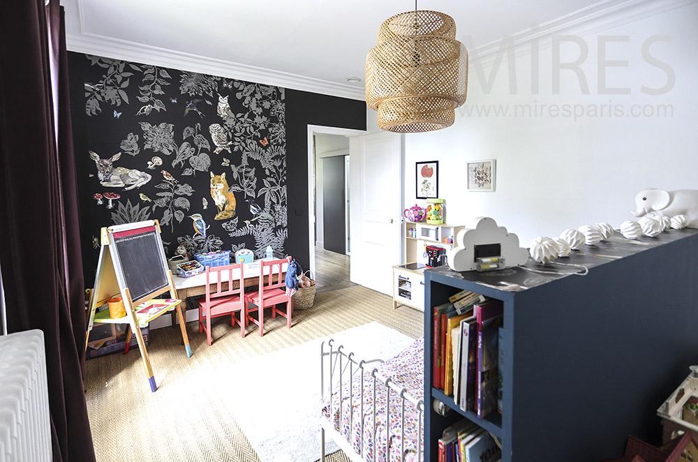 Little girl's room. C1932