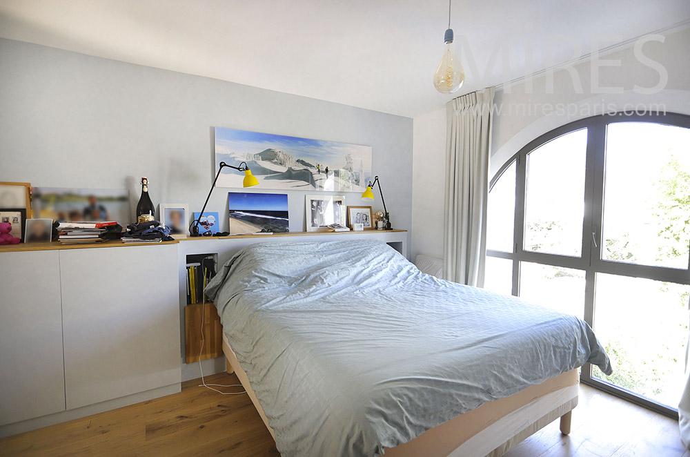 Parental bedroom. C1934