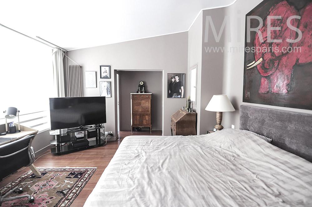 Parental bedroom. C1939